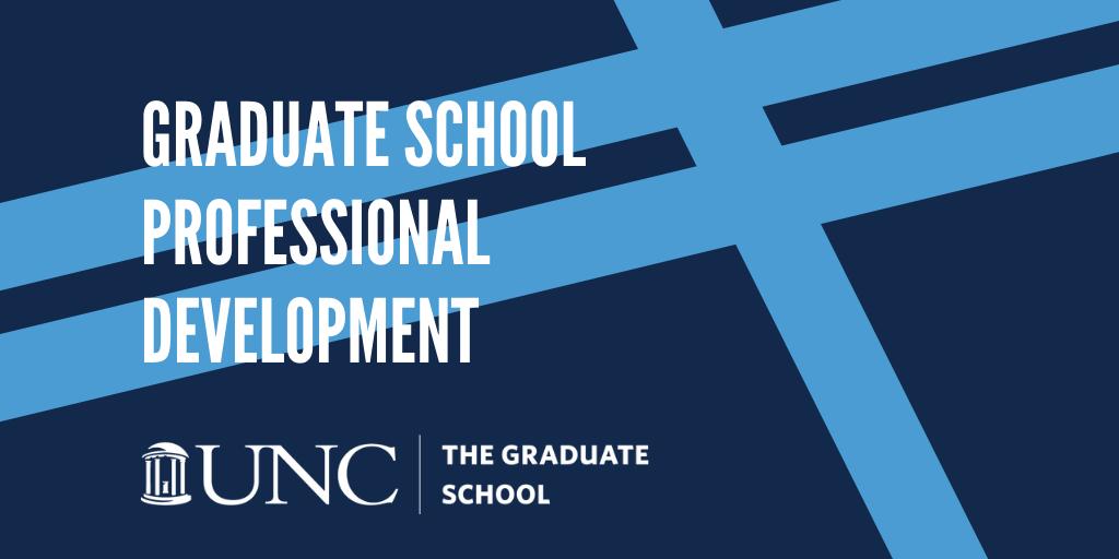 Graduate School Professional Development